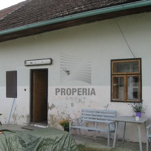 Prodej prostorné a pěkné chalupy s pozemkem v obci Šebířov, okres Tábor