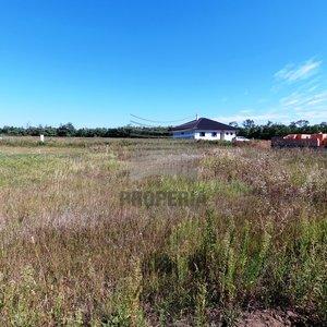 Prodej stavebního zasíťovaného pozemku o ploše 1050m² - Šanov