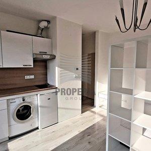 Pronájem novostavby bytu 1+kk Brno-Královo Pole, ul. Košínova