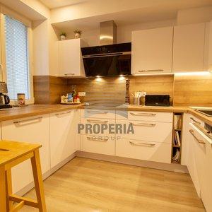 Nabízíme k prodeji kompletně rekonstruovaný byt 3+kk o cp 76m2, Brno, Mathonova - Černá Pole