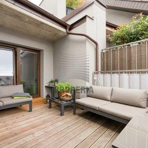 Prodej bytu 3+kk s terasou, 85m², Moravany