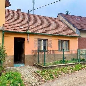 Prodej RD k rekonstrukci se ZP 140m2, CP pozemku 605m2, Ivančice