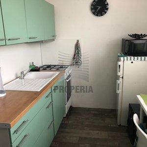 Pronájem bytu 2+1, s balkonem a sklepem o CP 62m2, Brno - Lesná, ul. Marie Majerové