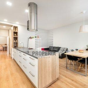 Prodej kompletně zrekonstruovaného bytu 4+kk o CP 103m2, Brno, ul. Körnerova