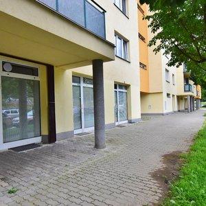 Pronájem nebytových prostor o CP 102m² - Brno - Nový Lískovec
