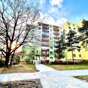 Prodej slunného bytu 3+1 v OV o CP 75m2, Brno-Starý Lískovec, ul. Vltavská