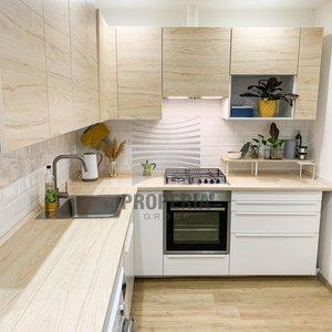 Pronájem velice vkusně zrekonstruovaného a zařízeného bytu 2+1 v OV, Brno - Veveří, ul. Jana Uhra