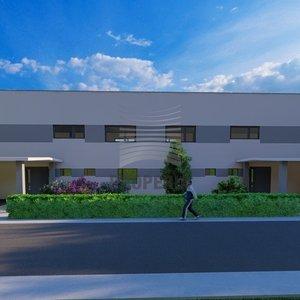 Prodej hrubé stavby rodinného domu 200 m2, pozemek 526 m2, Kuřim