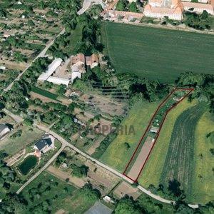 Prodej pozemku - zahrady - investice  2091m² - Rajhrad u Brna
