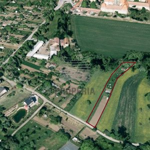 Prodej pozemku - zahrady -  2091m² - Rajhrad u Brna