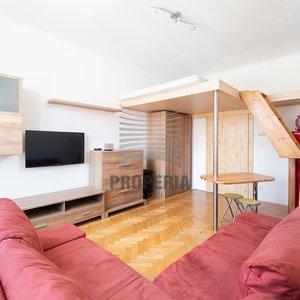 Prodej bytu 1+kk o CP 29m2, Brno - Židenice, ul. Čejkova