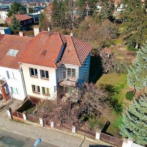 Prodej rodinného domu 5+1 se zahradou 446m2, ul. Pavlíkova, Brno - Stránice