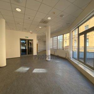 Pronájem, Obchodní prostory, 95m² - Brno-město