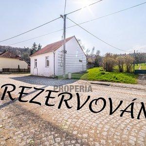Prodej rekreační chalupy se zahradou 502 m² - Podivice u Vyškova