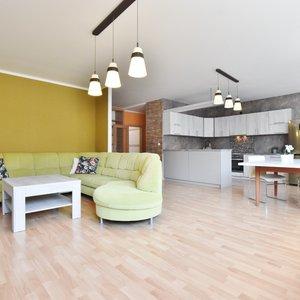 Pronájem Bytu 4+kk, 150m² + 2 terasy, Brno - Královo Pole