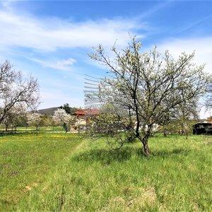 Prodej stavebního pozemku určeného pro bydlení v RD, 1 145m² - Tučapy, okr. Vyškov