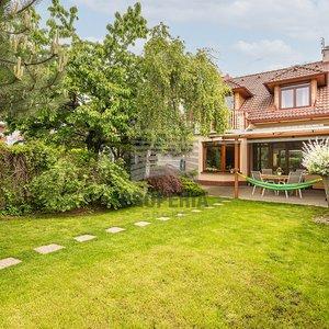 Prodej, rodinný dům, 124 m2, Modřice u Brna, ul. Sokolská