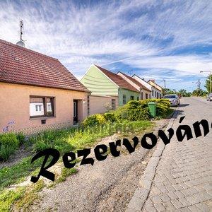 Prodej rodinného domu 2+1 92 m² - Rousínov