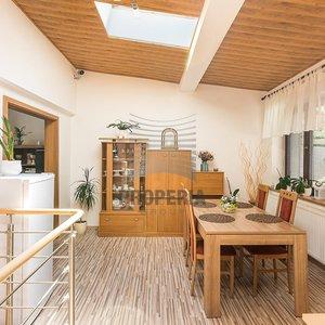 Prodej rodinného domu 150m2, pozemek 212m2, Brno - Kohoutovice