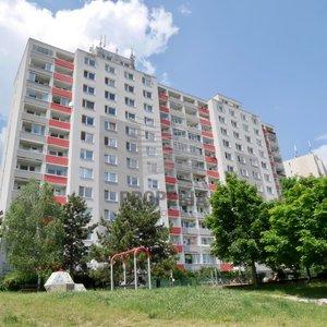 Prodej bytu v OV 1+1 + lodžie a šatna, ul. Teyschlova, Brno - Bystrc, CP bytu 43 m2, 11.p/12, nové výtahy, dům po revitalizaci