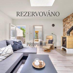 Prodej RD 5+kk se zahradou, 130 m², pozemek 292 m², Brno-Líšeň
