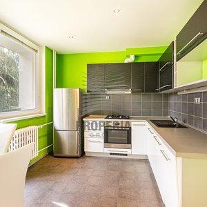 Prodej, bytu 2+1, 54m² , Brno - Žabovřesky, ul. Záhřebská