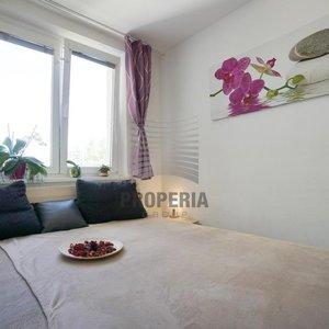 Prodej částečně zrekonstruovaného bytu OV 3+1, 67 m², Brno - Líšeň, ul. Štefáčkova