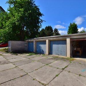 Prodej garáže Brno - Bystrc