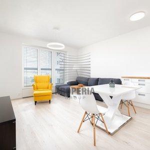 Prodej krásného a moderního bytu 2+kk o CP 52m2, Brno-Sadová, ul. Moskalykova