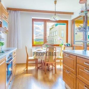 Prodej bytu 3+kk s lodžií, 77m² - Brno - Kamechy