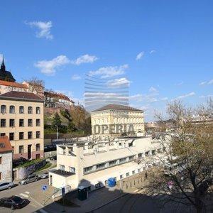 Prodej bytu po rekonstrukci 2+1 v OV, CP 60 m2, Brno - střed