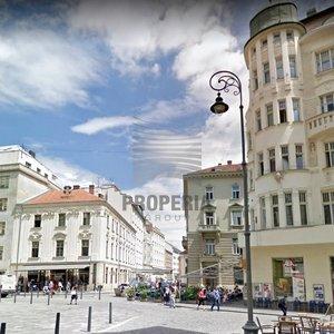 Pronájem, komerční prostory / restaurace, klimatizace, CP 385 m², Brno - střed, ul. Běhounska