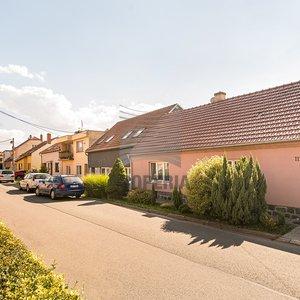 Prodej RD 3+1 s pozemkem 610m2 a garáží, obec Němčany, ok. Vyškov
