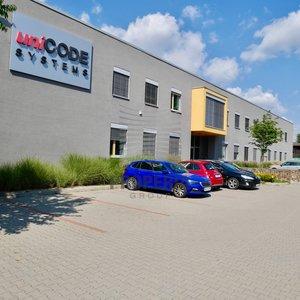 Pronájem kancelářských prostor ul. Drážní, Brno-Slatina, CP 89 m2, klimatizace, parking