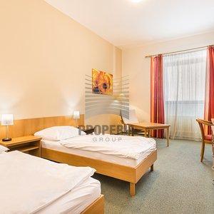 Vybavený byt 2+1 k pronájmu v Rezidenci Komárovské nábřeží