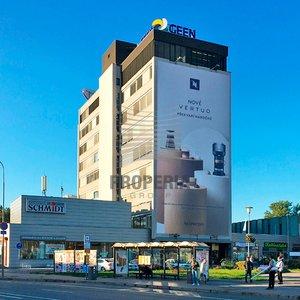 Pronájem, komerční prostory, kanceláře, ordinace, CP 59 m² - Brno - Komárov