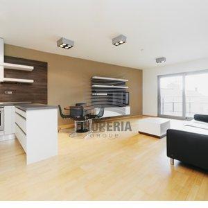 Pronájem bytu 2+kk, balkon, klimatizace CP 71 m2, Brno - střed