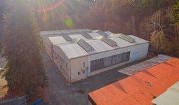 Průmyslově-skladovací areál, rozloha 23 153m2, Skryje, Brno - venkov