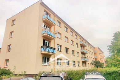 Pronájem bytu 3+1 s balkonem a garáží, 89 m², Plzeň, Brožíkova, Ev.č.: 00090