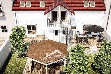 Prodej bytu  3+kk 68 m² se sklepem a venkovní terasou 56 m² v obytném domě, 124 m², Plzeň - Slovany, POZOR JARNÍ SLEVA 5% DO KONCE ČERVNA !, Ev.č.: 00017