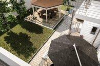 modelace teras