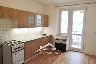 Pronájem bytu 2+kk+B+S, 51m² , Plzeň, Ev.č.: 00042