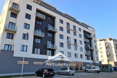 Pronájem bytu 1+kk v novostavbě, 30,8m² - Plzeň - Jižní Předměstí, Ev.č.: 00015-1