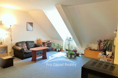 Pronájem bytu 2+kk, 60m² - Plzeň - Vnitřní Město, Ev.č.: 00044