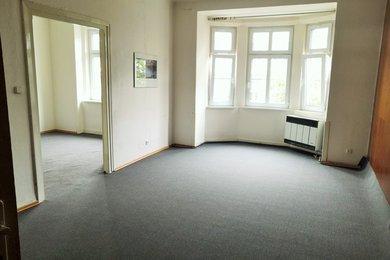 Pronájem Bytu 3+1+L, 96 m²,  Plzeň - Jižní Předměstí, Ev.č.: 00048