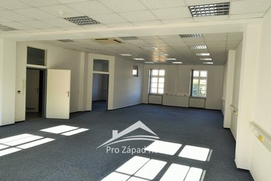 Pronájem open office a kanceláře, 150 m² - Plzeň - Vnitřní Město, Ev.č.: 00051