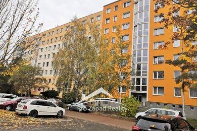 Pronájem Bytu 2+kk, 40m² - Plzeň - Bolevec, Ev.č.: 00053