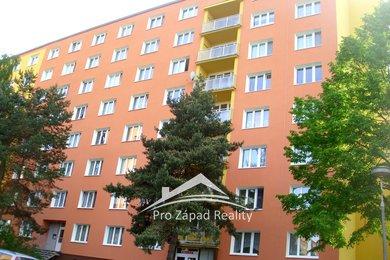 Pronájem bytu 3+1+B, 72m² - Plzeň - Skvrňany, Ev.č.: 00056