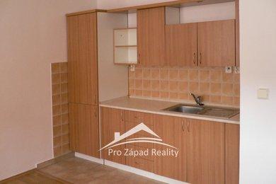 Pronájem bytu 1+kk, 30m² - Plzeň - Východní Předměstí, Ev.č.: 00057