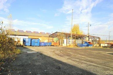 Prodej pozemků pro komerční výstavbu, 3 815m² - Plzeň - Hradiště, Ev.č.: 00059
